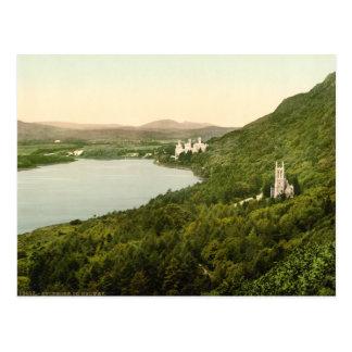 Castillo de Kylemore Tarjetas Postales