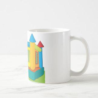 Castillo de la despedida taza clásica