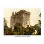 Castillo de la lisonja, corcho del Co., Munster, I Postales
