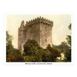 Castillo de la lisonja, corcho del Co., Munster, Postal