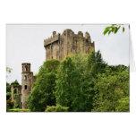 Castillo de la lisonja, Irlanda Tarjeta De Felicitación