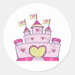 Castillo de la princesa etiquetas