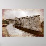 Castillo de la Real Fuerza, La Habana, Cuba Póster