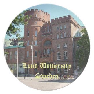 Castillo de la universidad de Lund Platos De Comidas