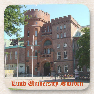 Castillo de la universidad de Lund Posavasos De Bebida