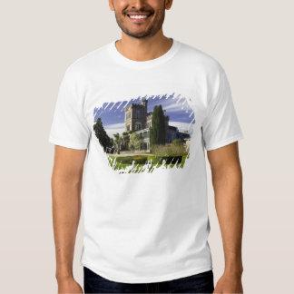 Castillo de Larnach, península de Otago, Dunedin, Poleras