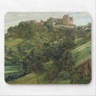 Castillo de Lichtenberg en Odenwald, 1900 Tapete De Ratones