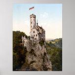 Castillo de Lichtenstein Impresiones