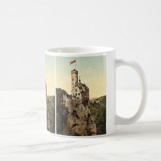Castillo de Lichtenstein, Wurtemburg, magnifice de Taza De Café