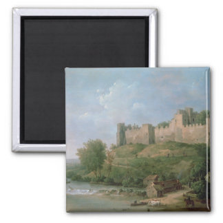 Castillo de Ludlow Iman De Frigorífico