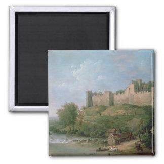 Castillo de Ludlow Imán Cuadrado