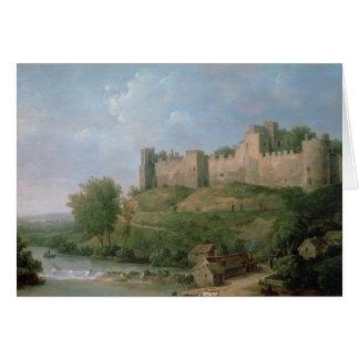 Castillo de Ludlow Tarjeta De Felicitación