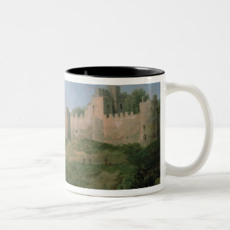 Castillo de Ludlow Taza De Dos Tonos