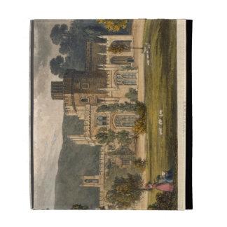 Castillo de Luscombe, Devon (litho del color)
