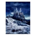 Castillo de mis sueños postales