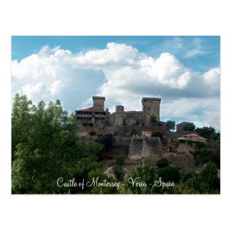 Castillo de Monterrey - postal