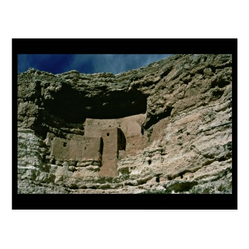 Castillo de Montezuma Postales