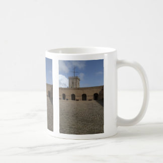 Castillo de Montjuïc, Barcelona Taza Clásica