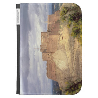 Castillo de Monzon, donde rey James pasó su infanc