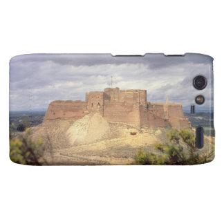 Castillo de Monzon, donde rey James pasó su infanc Droid RAZR Carcasa