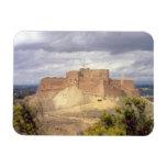 Castillo de Monzon, donde rey James pasó su infanc Imán Foto Rectangular