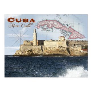 Castillo de Morro (fortaleza), La Habana, Cuba Postales