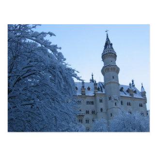 Castillo de Neuschwanstein, Alemania Postal
