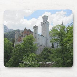 Castillo de Neuschwanstein - Alemania Alfombrillas De Ratones