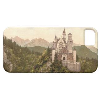 Castillo de Neuschwanstein Baviera Alemania iPhone 5 Case-Mate Cárcasas