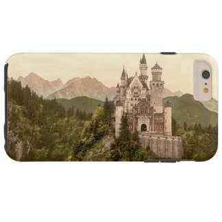Castillo de Neuschwanstein, Baviera, Alemania Funda Para iPhone 6 Plus Tough