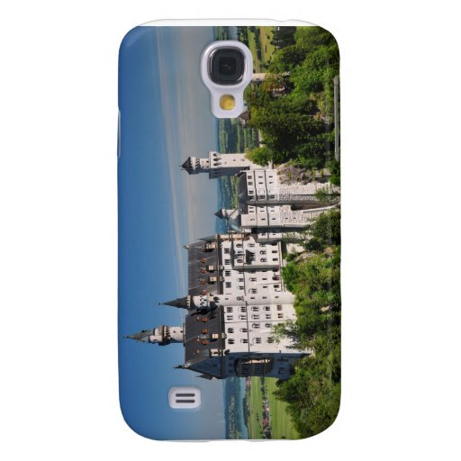 Castillo de Neuschwanstein Funda Para Galaxy S4