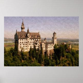 Castillo de Neuschwanstein Impresiones