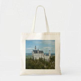 Castillo de Neuschwanstein - Schloss Bolsa Tela Barata