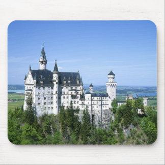 Castillo de Neuschwanstein Tapete De Ratón