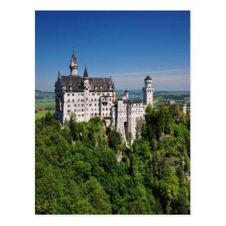 Castillo de Neuschwanstein Postal