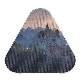 Castillo de Neuschwanstein, último 1800's Altavoz