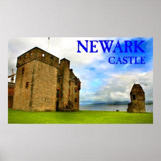 castillo de Newark Impresiones