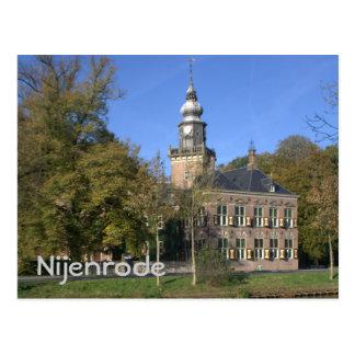 Castillo de Nijenrode Postal