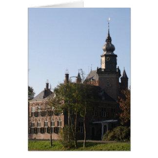 Castillo de Nijenrode Felicitacion