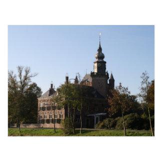 Castillo de Nijenrode Tarjetas Postales