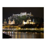 Castillo de No.4 Hohensalzburg, Salzburg Postales