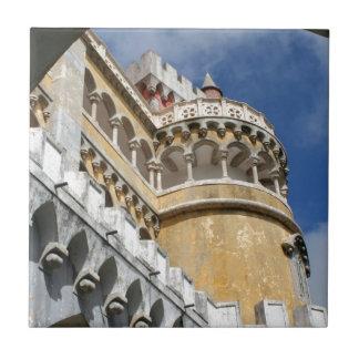 Castillo de Pena, Sintra, Portugal Azulejos Cerámicos