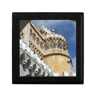 Castillo de Pena, Sintra, Portugal Caja De Recuerdo