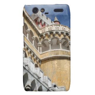 Castillo de Pena, Sintra, Portugal Motorola Droid RAZR Fundas