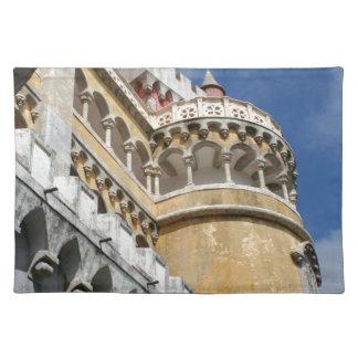 Castillo de Pena, Sintra, Portugal Mantel