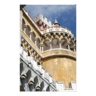 Castillo de Pena, Sintra, Portugal Papeleria De Diseño