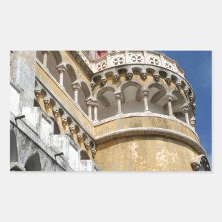 Castillo de Pena, Sintra, Portugal Pegatina