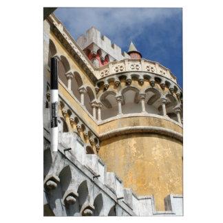Castillo de Pena, Sintra, Portugal Pizarras Blancas De Calidad