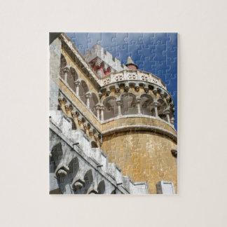 Castillo de Pena, Sintra, Portugal Rompecabeza Con Fotos