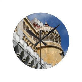 Castillo de Pena, Sintra, Portugal Relojes De Pared